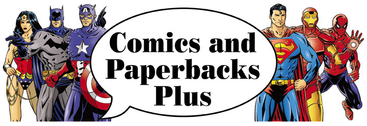 Comics and Paperbacks Plus