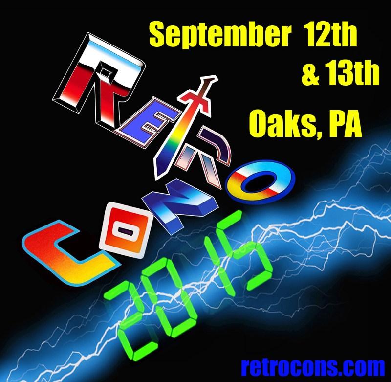 RetroCon 2015