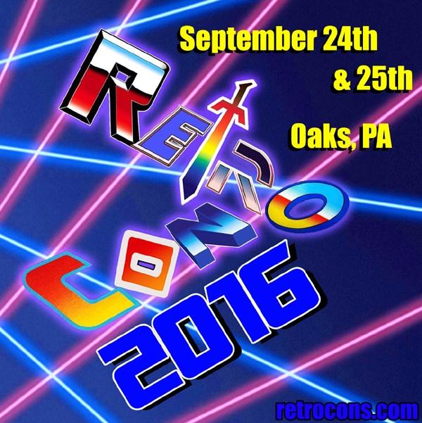 RetroCon 2016