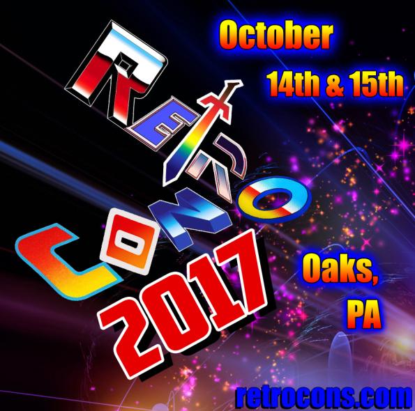 RetroCon 2017