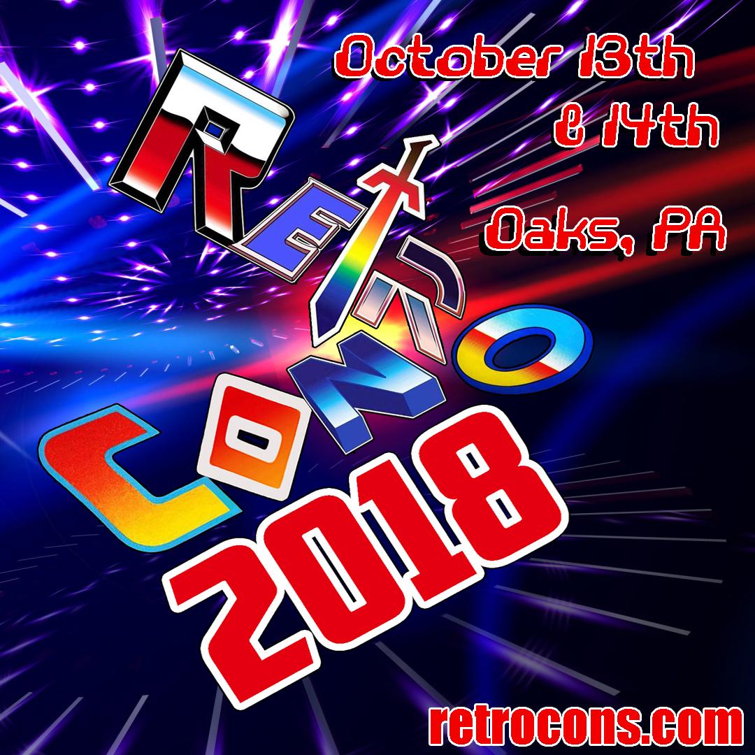 RetroCon 2018